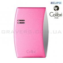 Турбо-зажигалка Colibri Eclipse розовая (Co300d004-li)