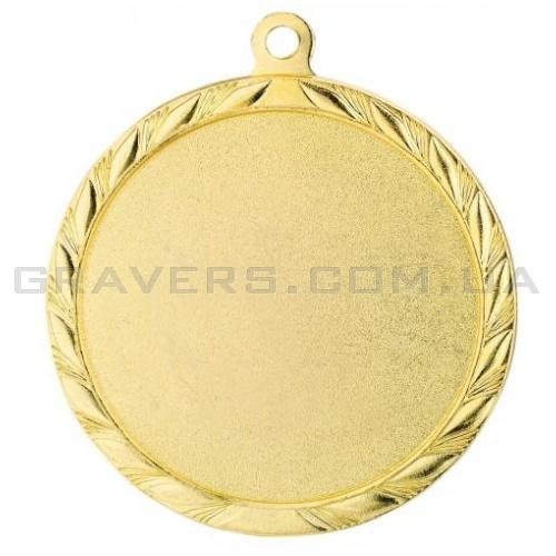 Медаль золото MD 0013-60мм