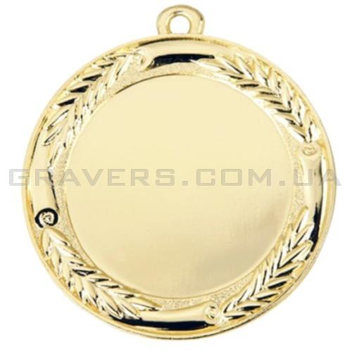 Медаль золото MD 0015-70мм