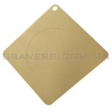 Медаль золото MD 0102