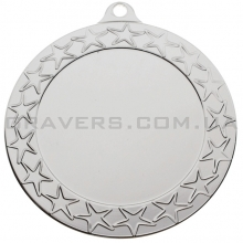 Медаль серебро MD 0620-70мм