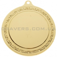 Медаль золото MD 0621-70мм