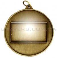 Медаль золото MD 0062-70мм