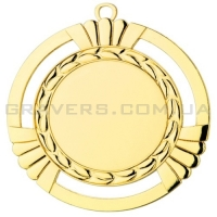 Медаль золото MD 0062-90мм