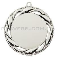 Медаль серебро MD 0093-70мм