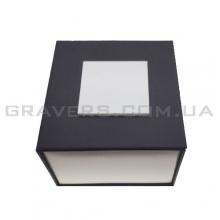 Подарочная картонная коробка