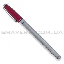 Ручка роллер с красным колпачком (pen-147)