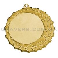 Медаль золото MD 7072-70мм