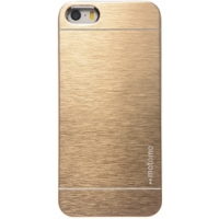 Чехол Motomo Ino Metal Gold для iPhone 5/5S