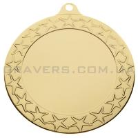Медаль золото MD 0620-70мм