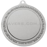 Медаль серебро MD 0621-70мм