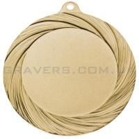 Медаль золото MD 0802-70мм