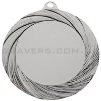 Медаль серебро MD 0802-70мм