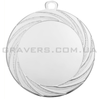 Медаль серебро ME 7001-70мм