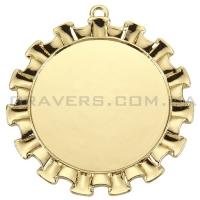 Медаль золото MD 0057-70мм