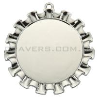 Медаль серебро MD 0057-70мм