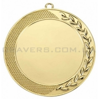 Медаль золото MD 0058-70мм