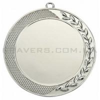Медаль серебро MD 0058-70мм