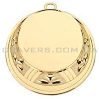 Медаль золото MD 0059-70мм