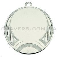 Медаль серебро MD 00692-70мм
