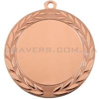 Медаль бронза MD 0072-70мм