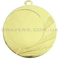 Медаль золото MD 0079-70мм