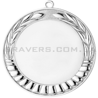 Медаль серебро MD 0089-70мм