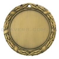 Медаль золото MD 008D-70мм