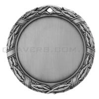 Медаль серебро MD 008D-70мм