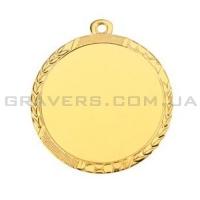 Медаль золото MD 0113-60мм