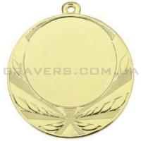 Медаль золото MD 0114-70мм