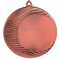 Медаль бронза MD 1090-70мм