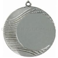 Медаль серебро MD 1090-70мм