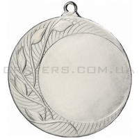 Медаль серебро MD 2071-70мм