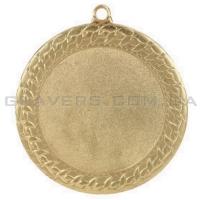 Медаль золото MD 2072-70мм