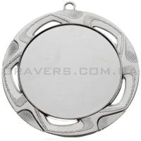 Медаль серебро ME 0054-70мм