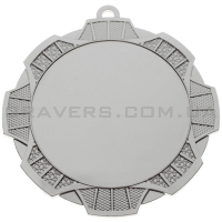 Медаль серебро ME 0081-70мм