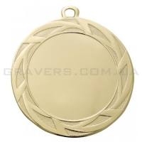 Медаль золото ME 0105-70мм