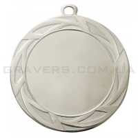 Медаль серебро ME 0105-70мм