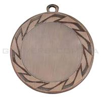 Медаль бронза ME 7008-70мм