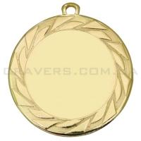 Медаль золото ME 7008-70мм