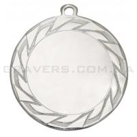 Медаль серебро ME 7008-70мм