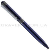 """Ручка шариковая Cabinet """"ARMOUR"""" синяя"""
