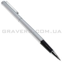 Ручка роллер серебристая (pen-138)