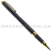Ручка роллер чёрная (pen-140)