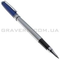 Ручка роллер с синим колпачком (pen-146)