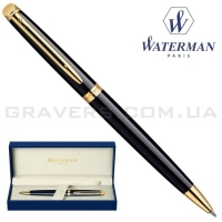Шариковая ручка Waterman Hemisphere Slim Black (22 002)