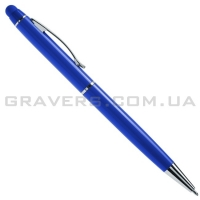 Ручка-стилус шариковая (pen-106)