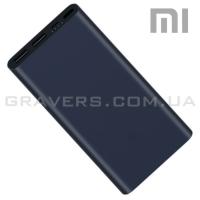 Универсальная мобильная батарея Xiaomi Mi Power Bank 2S Black 10000mAh, 2xUSB
