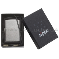 Зажигалка Zippo 275 Lossproof Brushed Chrome w/ Loop and Lanyard